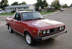 1981 Subaru BRAT