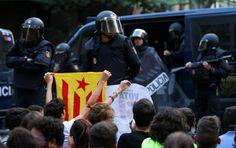Ισπανία: Στέλνει και άλλες αστυνομικές δυνάμεις στην Καταλωνία