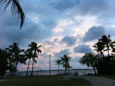 Sunrise Key Largo 19 April 2014