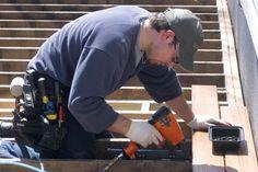 build a deck installation screws