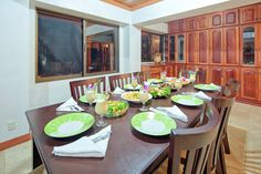 The Whale Resort - Dining Room