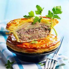 Pâté de pommes de terre à la viande hachée - Cuisine actuelle mobile