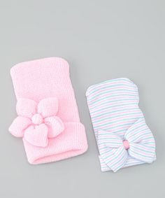 Bought these super cute hospital hats for Charli on @zulily today! :)