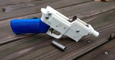 Now there are bullets that won't break your 3D-printed gun