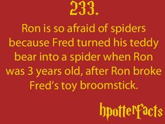 it all makes sense now *follow the spiders why couldnt it be follow the butterflies*