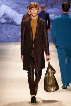 Etro Spring 2016 Menswear Fashion Show