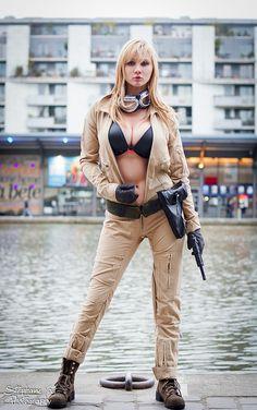 Metal Gear Solid - Eva