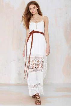 Wilde Heart Celestial Crochet Dress | Shop Clothes at Nasty Gal!