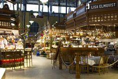 Östermalms Saluhall - food market