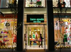 kate spade | Oh, and the World Spins Madly On: Kate Spade. color my world!