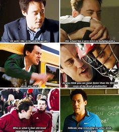 teen wolf - coach is not in season 5 :(