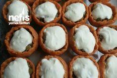 Bulgur Kasesinde Yoğurtlu Salata Tarifi