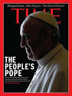 Pope Time Cover