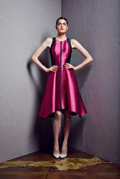 Pamella Roland Resort 2015 Fashion Show