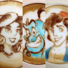 Incredible Latte Art by Sugi Nowtoo