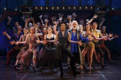 Pippin | Music Box Theatre | Plays & Shows | Time Out New York