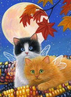 Harvest Kitties