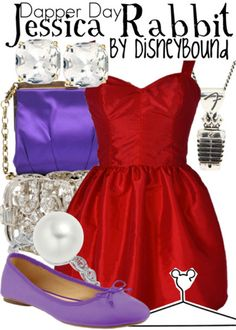 "Buy the ""Bombshell Red Party Dress"" from Style Icons Closet"
