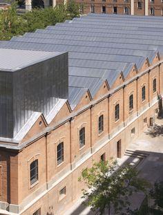 Daoíz y Velarde Cultural Centre / Rafael De La-Hoz Tin tuc: http://tintuc.vn Tin tuc 24h: http://tintuc.vn/tin-tuc-24h Tin cong nghe: http://tintuc.vn/cong-nghe-so Tin nhanh chung khoan: http://tintuc.vn/tai-chinh-chung-khoan