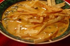 Amazing Chicken Tortilla Soup. Photo by Not-2-Sweet