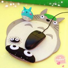Handmade Mouse Mat Sewing Cloth Material Bag Protecting Wrist Mouse Pad Free Cut DIY Package Set
