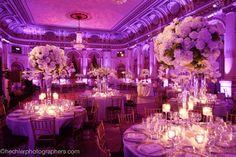 plaza hotel wedding | ... & Mike's Romantic Party at the Plaza Hotel New York | TantawanBLOG