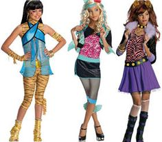 <p>Character costumes always make great Halloween choices and the Monster High Girl Halloween Costumes are super popular this year. The characters on the webisodes are so spooky and ghoulishly colorful, yet are easy to love. One of the characters on the beloved webisodes is Draculaura, who happens to be the …</p>