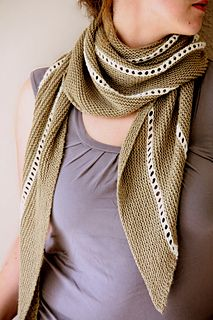 Ravelry: Nangou pattern by Melanie Berg - knitting pattern for shawl/wrap with fingering weight yarn