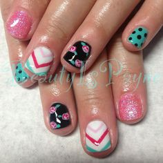 BeautyIsPayne  Shellac Nails
