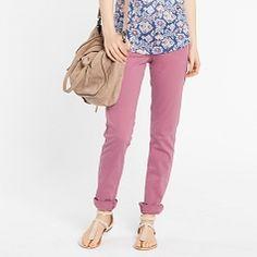 Jeans détails brodés | Comptoir des Cotonniers