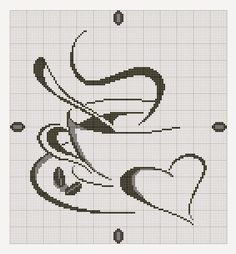 Thrilling Designing Your Own Cross Stitch Embroidery Patterns Ideas. Exhilarating Designing Your Own Cross Stitch Embroidery Patterns Ideas. Cross Stitch Kitchen, Cross Stitch Heart, Cross Stitch Flowers, Embroidery Hearts, Cross Stitch Embroidery, Embroidery Patterns, Crochet Cross, Filet Crochet, Cross Stitch Designs