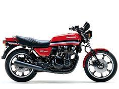 Kawasaki GPz1100 (1981)
