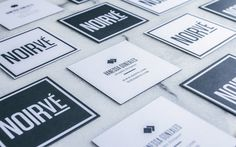 New Work: Business Cards Examples Of Business Cards, Square Business Cards, Business Card Design, Branding, Square Card, Print Coupons, New Work, Coupon Codes, Things To Think About