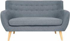 Home affaire 2 seater Sofa Design, Sofa Skandinavisch, Couches, Scandinavian, Love Seat, Interior, Furniture, Home Decor, Flamingo