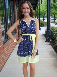 High Seas Dress, $49.99 (sizes S-L)  Earrings, 12.50  Bangle Set, 30