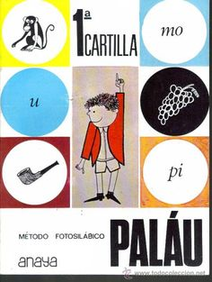 Cartillas de lectura Palàu