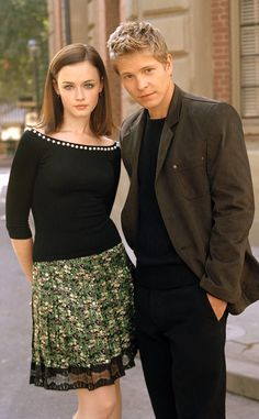 "Gilmore Girls Reunion: Why Matt Czuchry ""Liked"" That Rory and Logan Didn't End up Together  Gilmore Girls, Alexis Bledel, Matt Czuchry"