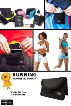 See Why This Brand of Running/Active Products Are Connecting with Runners on Amazon. Protect Your Gear from Sweat/Rain. No Belt, Band or Bounce!