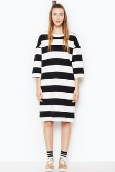 That striped dress we just had to have.