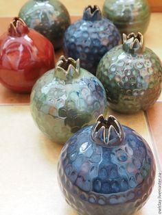 Concrete Crafts, Menorah, Persephone, Weird And Wonderful, Bud Vases, Granada, Ceramic Art, Pomegranate, Mixer