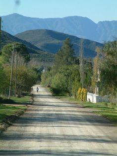 McGregor, South Africa. BelAfrique - Your Personal Travel Planner - www.belafrique.co.za