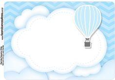 Uau! Veja o que temos para Marmitinha Grande Balão de Ar Quente Azul