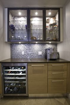 Hoboken, NJ - modern - kitchen - new york - Urban Homes - Innovative Design for Kitchen & Bath