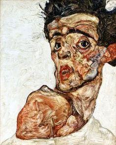 URBAN ASPIRINES: Egon Schiele : (June 12, 1890 – October 31, 1918)