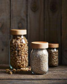 Wood Lid Jar - MokuNeji - Nalata Nalata