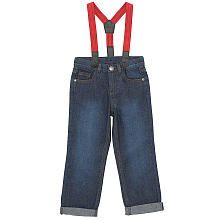 Must Have no matter what Vanny boo says! Truly Scrumptious Boys' Playette Denim Pant with Suspenders