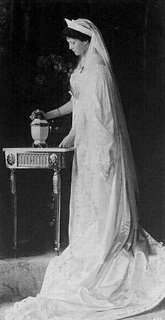 Tatiana Nikolaevna Romanov - 1913