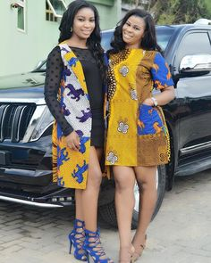 Trending Friday Ankara styles are for those who look forward to Friday because Ankara styles have always been known to be the major Friday outfit. Latest Ankara Dresses, Ankara Dress Styles, African Print Dresses, African Print Fashion, African Dress, Fashion Prints, African Prints, Ankara Gowns, African Attire