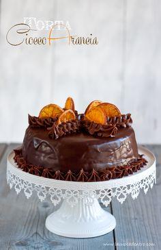 La Cuoca Dentro: Torta Cioccoarancia