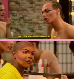 It all started with the now legendary argument in the Drag Race workroom between Alyssa Edwards and Coco Montrese.